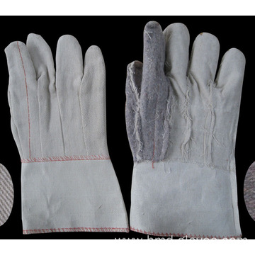 China for Hot Mill Gloves Safety Hotmill Canvas Gloves supply to United States Minor Outlying Islands Wholesale